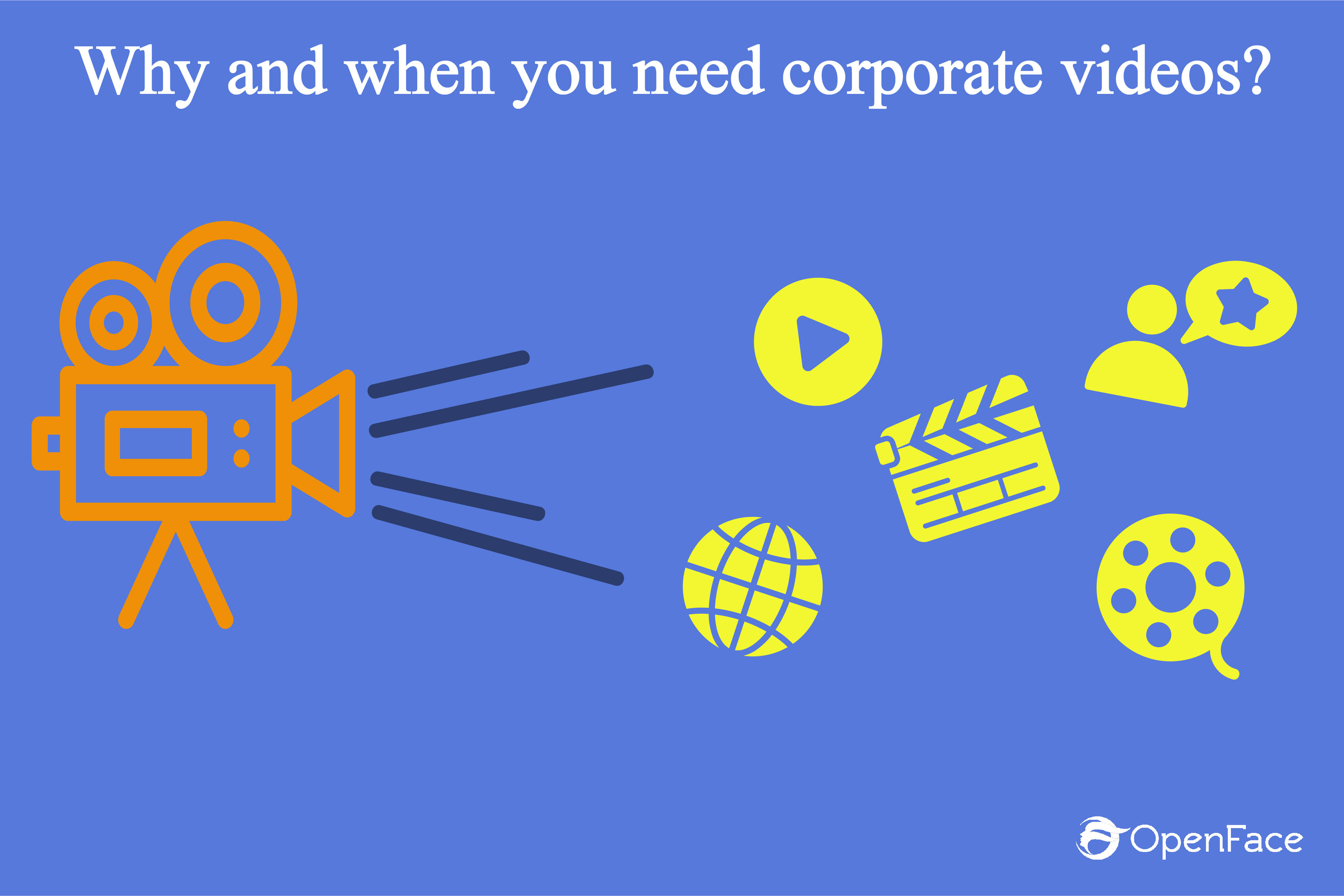 Types of corporate films